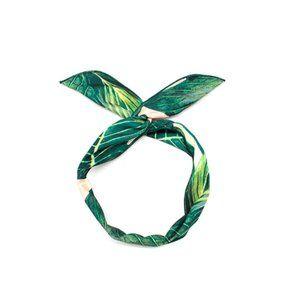 Boho Cross Knot Headband 2